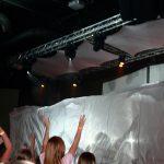 Kabuki Curtain Drop - Event Decoration - 7theaven