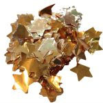 Metallic Slowfall Star Confetti - Confetti - Special Effects - 7theaven