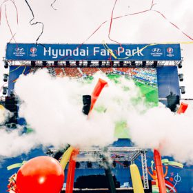 HYUNDAI FAN VILLAGE