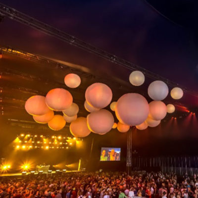 Pukkelpop 2014 - Event Decoration - 7theaven