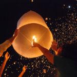 Sky Lantern - Fireworks - 7theaven