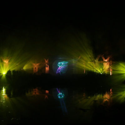Druivenfeesten 2016 - Special Effects - 7theaven