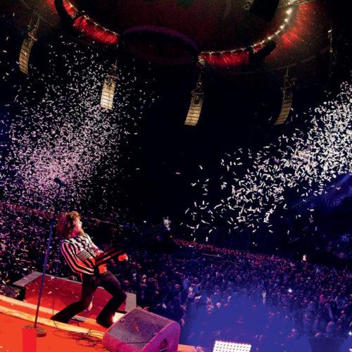 Confetti-effects