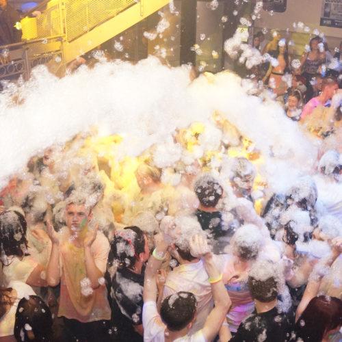 Bubbles & Foam