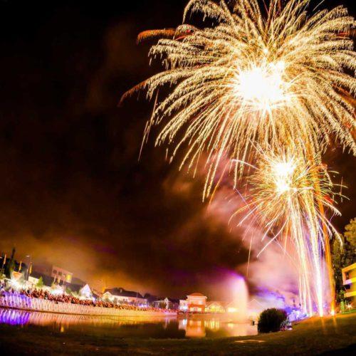 Theatre fireworks
