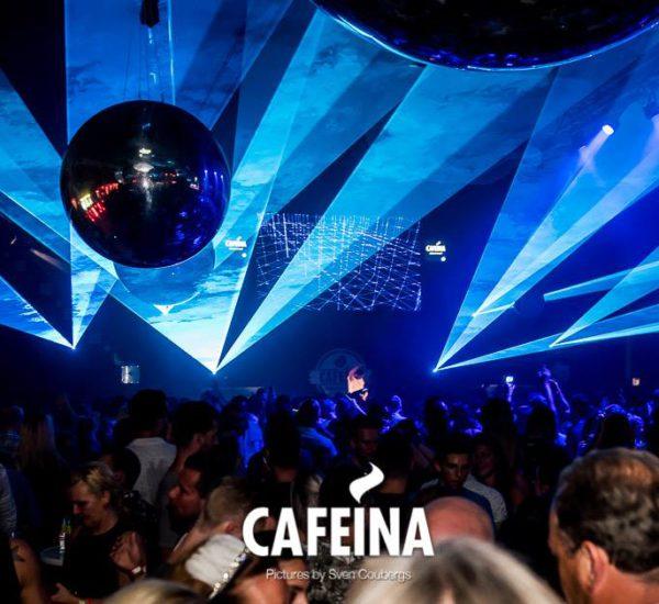 CAFEINA BEACH PARTY