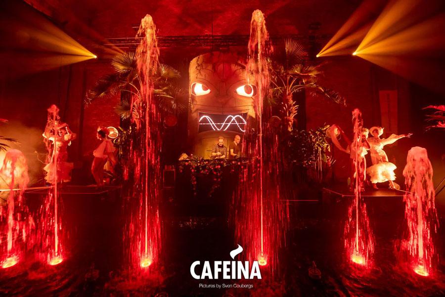 CAFEINA BEACH 2018